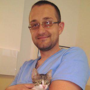 Veterinar, Veterinarska ambulanta Diamond pet, Novi Sad, Detelinara, hitne intervencije, dežurni veterinar, izlazak na teren,